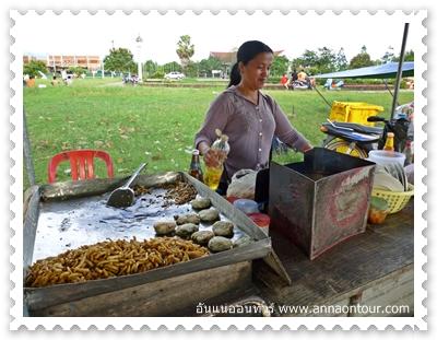 ร้านผัดไทยกัมพูชา