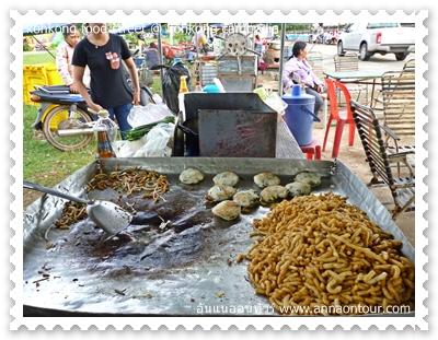 ขายผัดไทย กับกุ้ยช่ายเขมร