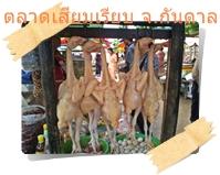 ตลาดเสียมเรียบ จังหวัดกันดาล siemreap market in Kandal Province Cambodia
