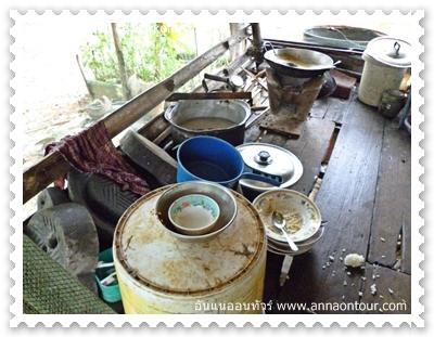 ครัวของชาวบ้านทาไท