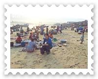 ตลาดเช้าชาวประมงริมทะเลทวาย