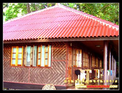 บ้านพักอทุยานที่หมู่เกาะสิมิลัน