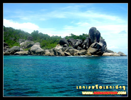 เกาะ 9 หรือ เกาะปายู