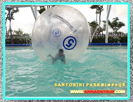 ลูกบอลลอยน้ำ สำหรับให้เด็กเข้าไปเล่น
