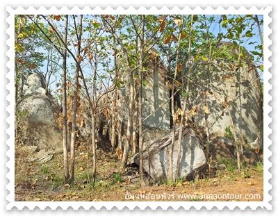 หินขนาดใหญ่รูปทรงต่าง ๆ