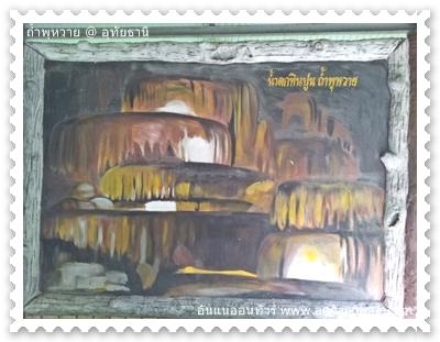 รูปวาดถ้ำพุหวาย